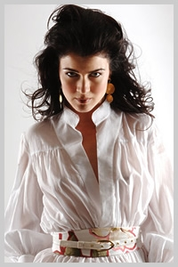 Gabrielle Miller is one of the stars of Corner Gas.