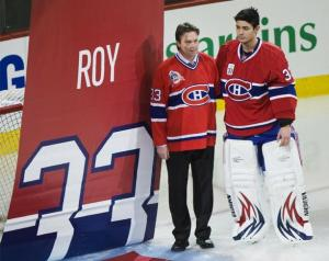 The Montreal Canadiens do retirement ceremonies right. (CP photo)